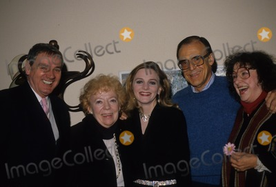 Alison Arngrim Photo - Alison Arngrim with Father Thor Arngrim  Mother Norma Macmillan and Tv Parents of Little House on the Prairie F5467 Photo by Bob V Noble-Globe Photos Inc