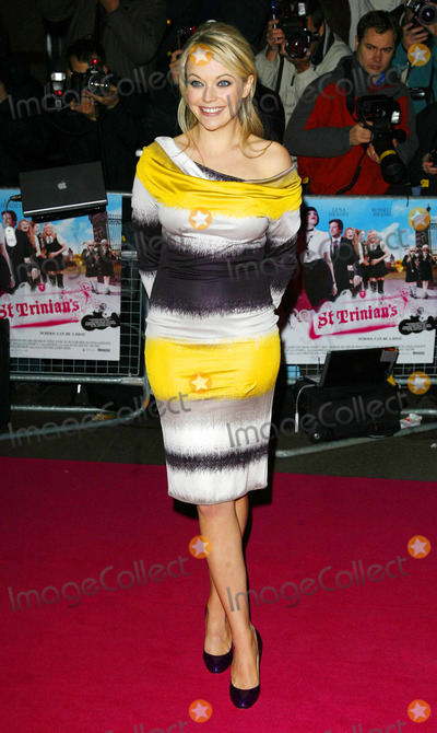 Antonia Bernath Photo -  St Trinians  Premiere-arrivals-empire Leicester Square London United Kingdom 12-10-2007 Photo by Mark Chilton-richfoto-Globe Photos Inc Antonia Bernath