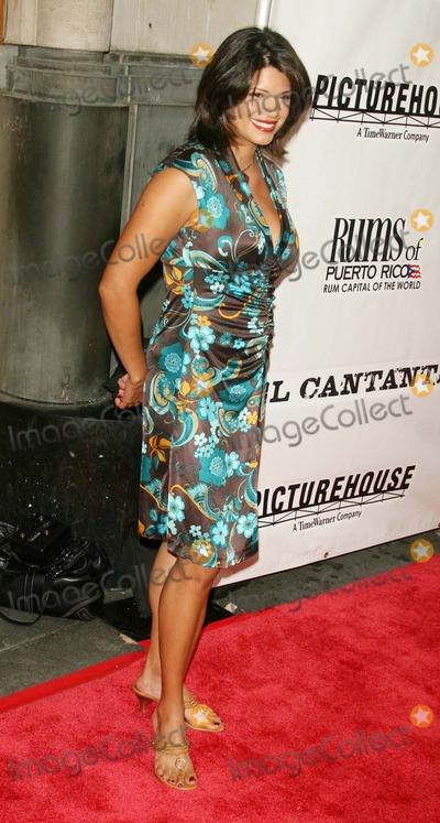 Andrea Navedo Photo - NY Premiere of El Cantante at Amc Theater -w42st Date 07-26-07 Photos by John Barrett-Globe Photosinc Andrea Navedo
