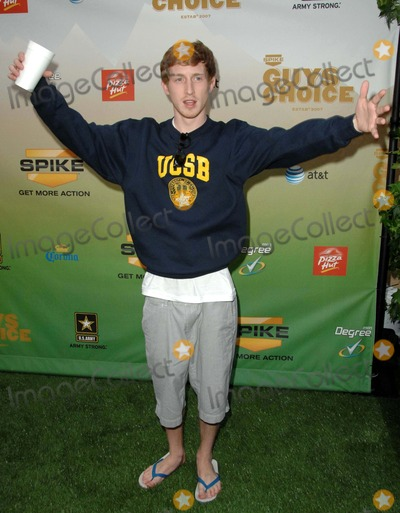 Asher Roth Photo - Asher Roth attends the Spike Tvs Third Annual  Guys Choice Held at Sony Studios in Culver City California on May 30 2009 Photo by David Longendyke-Globe Photos Inc 2009