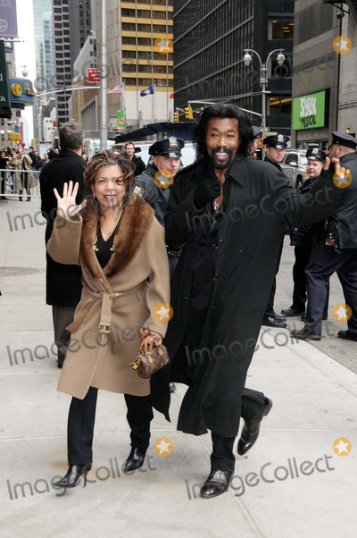 Ashford and Simpson Photo - The Late Show with David Letterman Ed Sullivan Theater NYC 02-12-2009 Photo by Ken Babolcsay-ipol-Globe Photos 2009