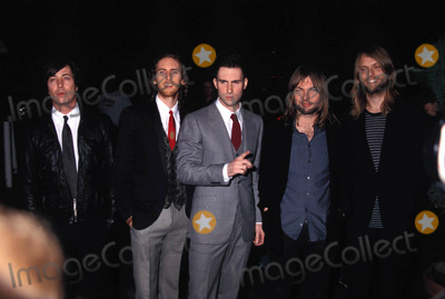 James Valentine Photo - Global Green USA Pre-oscar Party Avalon Hollywood CA 02-21-2007 Photo by Phil Roach-ipol-Globe Photos 2007 Maroon 5 Matt Flynn Jesse Carmichael Adam Levine Mickey Madden and James Valentine