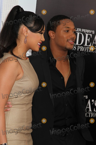 Romeo Miller Photo - Tyler Perrys madeas Witness Protection New York City Premiere Amc Lincoln Square NYC June 25 2012 Photos by Sonia Moskowitz Globe Photos Inc 2012 Cymphonique Miller Romeo Miller