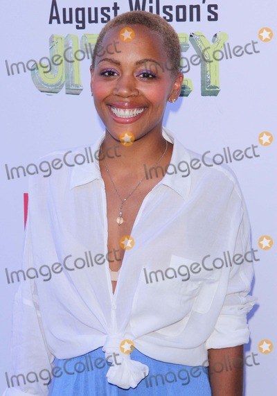 August Wilson Photo - Esme Taylor attends Opening Night of August Wilsons Jitney on the 24th June 2012 the Pasadena Playhouse Pasadena causaphoto TleopoldGlobephotos
