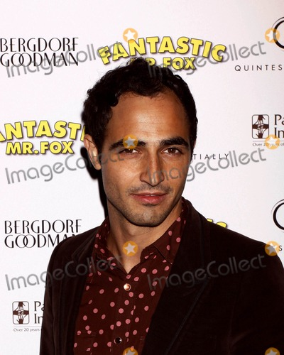 Fantastic Mr Fox Photo - Zac Posen attends Premiere of Movie Fantastic Mr Fox Presented by Fox Searchlight Pictures at Bergdorf Goodman the Mens Store NYC 11-10-2009 Photo Credit Anthony G MooreGlobe Photos