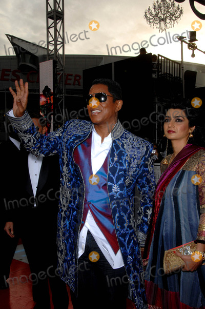 Halima Rashid Photo - Jermaine Jackson and Halima Rashid During the Premiere of the New Movie From Columbia Pictures Michael Jacksons This Is It Held at the Nokia Theatre in Los Angeles California 10-27-2009 Photo by Michael Germana - Globe Photos Inc