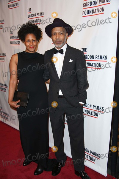 Gordon Parks Photo - Leslie Parks attends the Gordon Parks Foundation Awards Dinner Cipriani Wall Street NYC June 2 2015 Photos by Sonia Moskowitz Globe Photos Inc