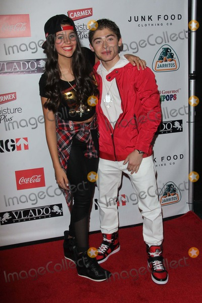 Amber Montana Photo - Amber Montana Ryan Ochoa Attend Ryan Ochoas Swagged Out 18th Birthday Party at the Avalon on June 1st 2014 in Los Angelescalifornia usaphototleopold Globephotos