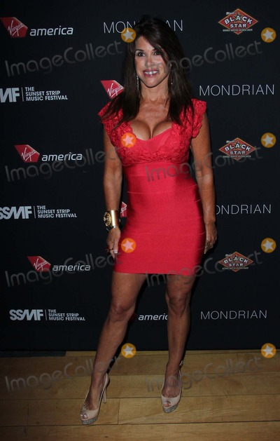 ... Lynne Curtin Photo   Lynne Curtin Attends 5th Annual Sunset Strip Music  Festival On 17th August