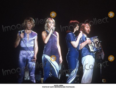 ABBA Photo -  Abba Photo by Gary MerrinGlobe Photosinc