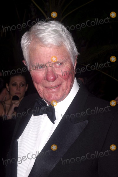 Peter Graves Photo - 12th Annual Night of 100 Stars Gala Hosted by Norby Walters at Beverly Hills Hotel Benefiting Martin Scorseses Film Preservation Foundation Beverly Hills Hotel Beverly Hills CA 03232003 Photo by John Barrett  Globe Photos Inc 2003 Peter Graves