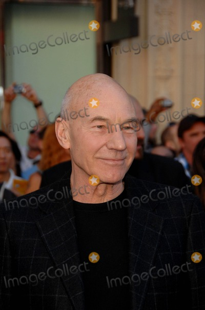 Patrick Stewart Photo - Patrick Stewart During the Premiere of the New Movie From Touchstone Pictures Gnomeo  Juliet Held at the El Capitan Theatre on January 23 2011 in Los Angeles photo Michael Germana - Globe Photos Inc 2011