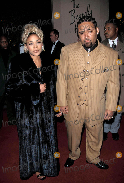 Mack 10 Photo - Clive Davis Arista Pre-grammy Party at the Beverly Hills Hotel in LA T-boz and Husband (Mack 10) Photo Fitzroy BarrettGlobe Photos Inc Feb22