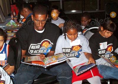 Kurt Thomas Photo - 2003 all-star Knicks Reading Team Launch at Madison Square Garden  New York City 10302003 Photo by Mitchell Levy  Rangefinders  Globe Photosinc Kurt Thomas