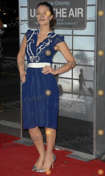 America Olivo Photo - America Olivo attends the Los Angeles Premiere of  Up in the Air  Held at the Manns Village Theatre in Westwood California on November 302009 Photo by D Long- Globe Photos Inc 2009