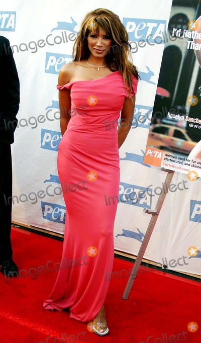 Traci Bingham Photo - Petas 25th Anniversary Gala and Humanitarian Awards Show Paramount Pictureshollywood CA 09-10-2005 Photo Clinton Hwallace-photomundo-Globe Photos Inc Traci Bingham