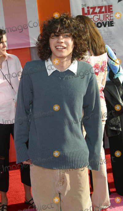 Adam Lamberg Photo - Adam Lamberg - the Lizzie Mcguire Movie - Premiere - El Capitan Theater Hollywood CA - April 26 2003 - Photo by Nina PrommerGlobe Photos Inc2003