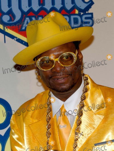 Archbishop Don Juan Photo - Spike Tv Video Game Awards Arrivals at the Barker Hangar in Santa Monica CA 12-14-2004 Photo by Fitzroy Barrett  Globe Photos Inc 2004 Archbishop Don Magic Juan
