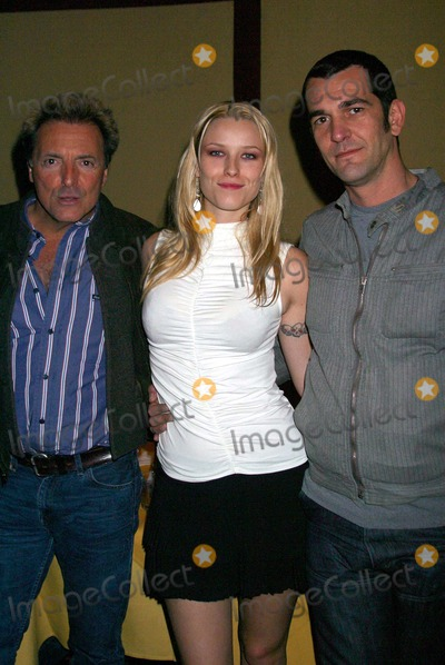 Ale de Basseville Photo - Exclusive Armand Assante Hosts Preproduction Party For the Film Blaxploitation at the Sunset Room Hollywood California 1312004 Photo by ClintonhwallaceipolGlobe Photos Inc 2004 Armand Assante Kiera Chaplin and Count Ale DE Basseville