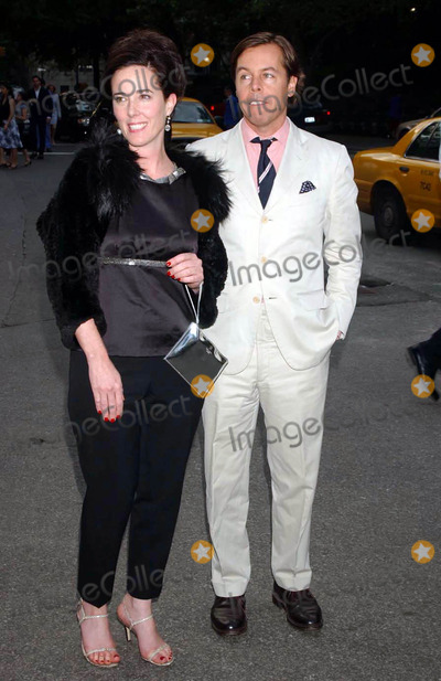 Andy Spade Photo - Fresh Air Funds Annual Spring Gala Honoring American Heroes Tavern on the Green Central Park New York City Photo by Ken BabolcsayipolGlobe Photos Inc I7716 Kate and Andy Spade