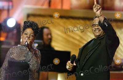 Pastor Shirley Caesar Photo - Bet 2005 Celebration of Gospel Held at the Orpheum Theatre in Los Angeles 1-22-2005 Photo Byvalerie Goodloe-Globe Photos Inc 2005 Pastor Shirley Caesar and Dr Bobby Jones
