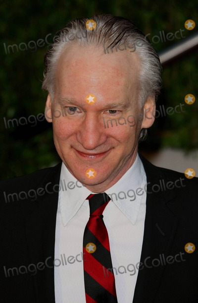 Bill Maher Photo - Bill Maher Tv Presenter the 2010 Vanity Fair Oscar Party Held at the Sunset Tower Hotel in West Hollywood California on 03-07-2010 Photo by Graham Whitby Boot-allstar-Globe Photos Inc