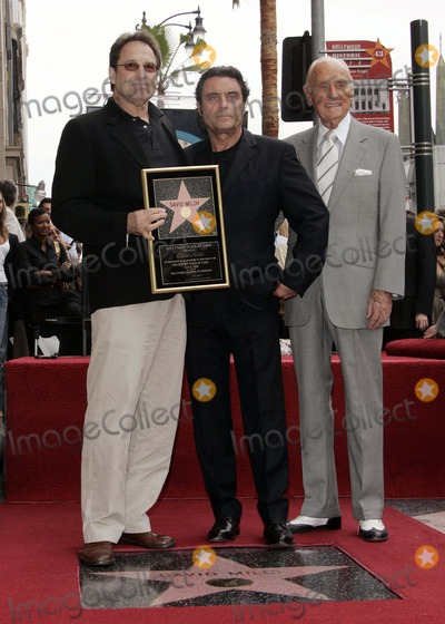 AC Lyles Photo - David Milch Honored on the Walk of Fame Hollywood CA 06-08-2006 Photo Allstar-Globe Photos Inc 2006 David Milch Ian Mcshane a C Lyles