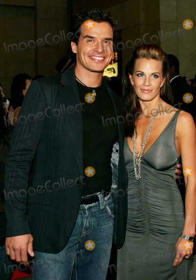 Antonio Sabato Jr Photo - Antonio Sabato Jr and Date - World Music Awards 2005 - Kodak Theater Hollywood CA - 08-31-2005 - Photo by Nina PrommerGlobe Photos Inc2005 K44715np Antonio Sabato Jr