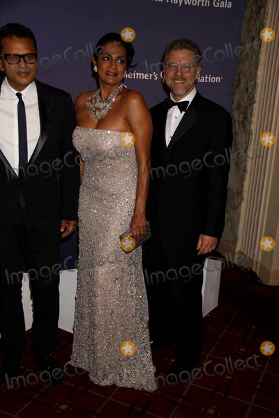 Naeem Khan Photo - Naeem Khan Harry John Ranjana Khan at Alzheimers Association Rita Hayworth Gala at Waldorf Astoria Hotel 10-26-10 Photo by John BarrettGlobe Photos Inc2010