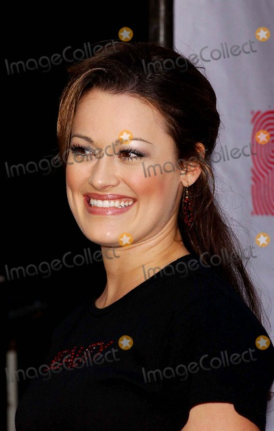 ASHLEY BROWN Photo - Broadway on Broadway Show in Time Square New York City 9-18-2005 Photo by Ken Babolcsay-ipol-Globe Photosinc Angie Schworer
