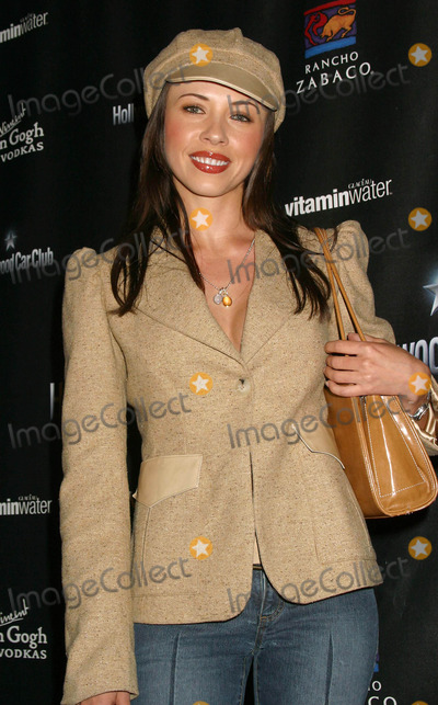 Angelika Libera Photo - Hollywood Car Club Launch Party Chi Restaurant West Hollywood California 031004 Photo by Clinton H WallaceipolGlobe Photos Inc2004 Angelicka Libera