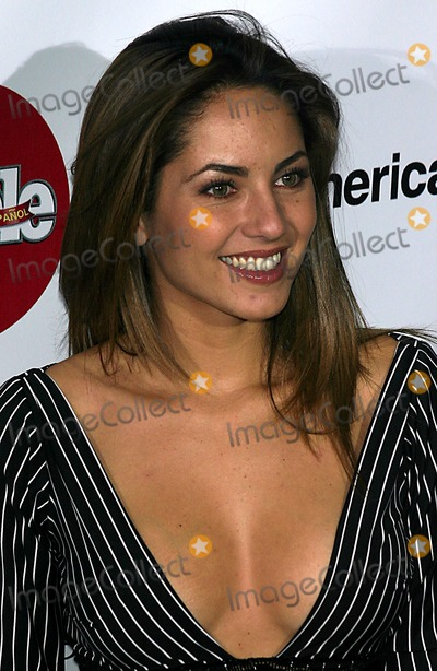 Maria Celeste Arraras Photo - People En Espanol 50most Beautiful at the Capitale New Yoprk City 05-18-2005 Photo John Zissel-ipol-Globe Photos Inc 2005 Maria Celeste Arraras