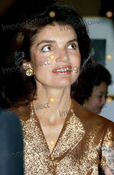 Jacqueline Kennedy Onassis Photo - Jacqueline Kennedy Onassis Photo by Paul SchmulbachGlobe Photos Inc Jacquelinekennedyonassisretro