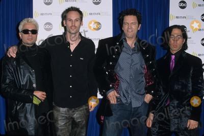 Third Eye Blind Photo - Third Eye Blind at the 2000 Radio Music Awards  Aladdin Hotel in Las Vegas 2000 K20324fb Photo by Fitzroy Barrett-Globe Photos Inc