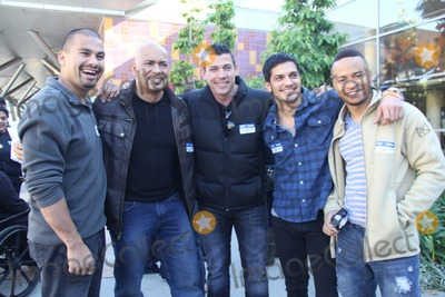Benny Nieves Photo - 5th Annual Celebrity Blood Drive Hosted by Nicholas Gonzalez and Benny Nieves Childrens Hospital Los Angeles-blood Donation Center Los Angeles CA 12142013 Nicholas Gonzalez Benny Nieves and Eugene Byrd Clinton H WallacephotomundoGlobe Photos Inc