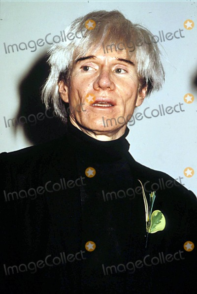 Andy Warhol Photo - Andy Warhol 1984 13284 Photo by Phil RoachipolGlobe Photos Inc