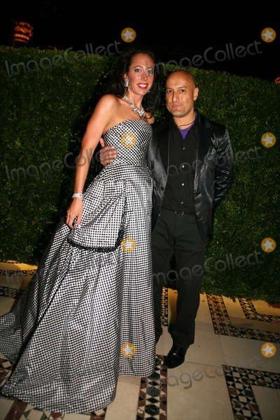 Angel Sanchez Photo - New Yorkers For Children 7th Annual Fall Gala Dinner at Cipriani Restaurant New York City 09-21-2006 Photo by Sonia Moskowitz-Globe Phtos Inc 2006 Tatiana Platt and Angel Sanchez (Designer of Her Dress)