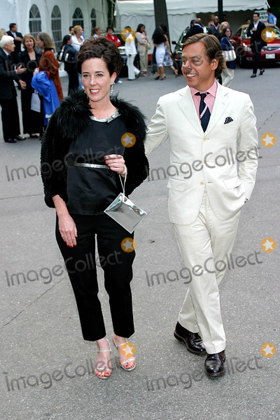 Andy Spade Photo - Sd0605 Fresh Air Funds Annual Spring Gala Honoring American Heros Tavern on the Green Central Park New York City Photorick Mackler  Rangefinders  Globe Photos Inc 2003 Kate and Andy Spade