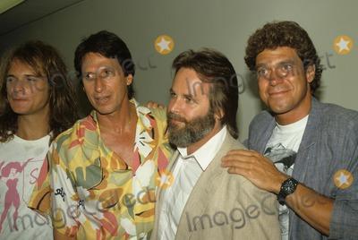 David Brenner Photo - David Lee Roth with David Brenner and Joe Piscopo Photo by Adam Scull-Globe Photos Inc