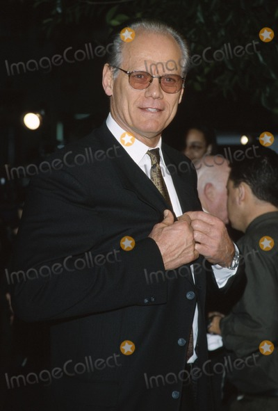 Fred Dryer Photo -  Nbcs 75th Anniversary Party Garden of Eden Hollywood CA 01092002 Fred Dryer Photo by Tom RodriguezGlobe Photosinc