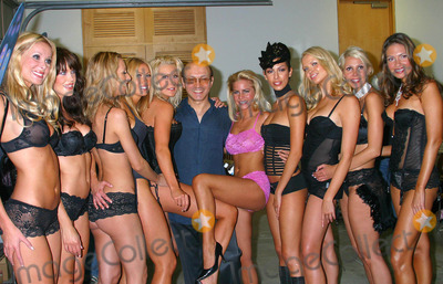 Norm Zada Photo - Perfect 10 Magazine Hot Lingerie Fashion Show Perfect 10 Mansion Beverly Hills CA 04232004 Photo by ClintonhwallaceipolGlobe Photos Inc 2004 Norm Zada and Eileen Koch and Perfect 10 Lingere Models