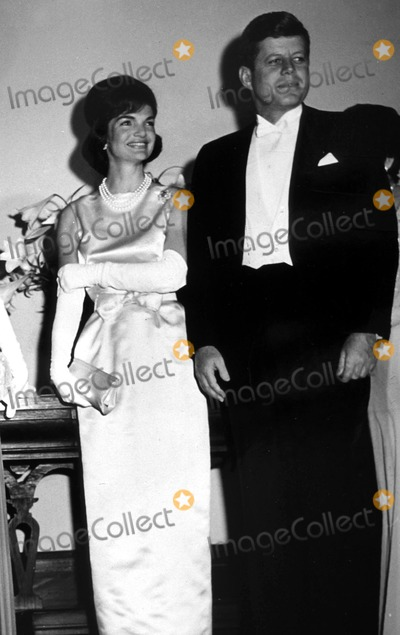 Jackie Onassis Photo - Jackie Onassis National Archives Supplied by Globr Photosinc