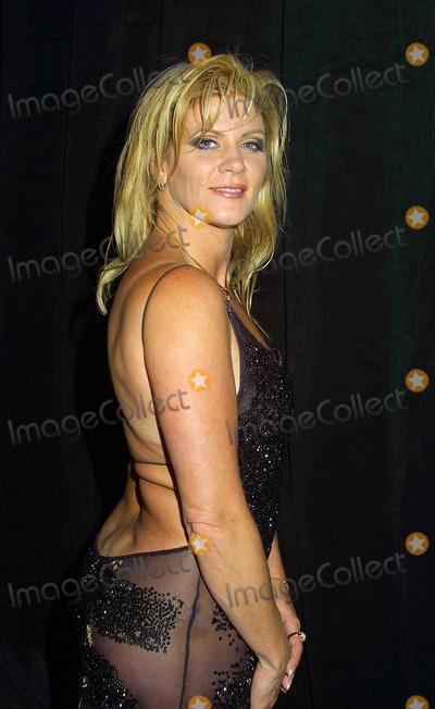 Ginger Lynn Photo - - Night of Stars - Porn Stars - Marriott Hotel Woodland Hills CA - 07122003 - Photo by Clinton H Wallace  Ipol  Globe Photos Inc 2003 -