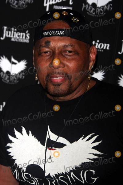 Aaron Neville Photo - Icons of Music Auction to Benefit Music Rising at Hard Rock Cafe 1501 Broadway Date 05-31-08 Photos by John Barrett-Globe Photosinc Aaron Neville