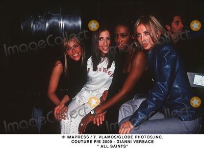 All Saints Photo - Imapress  Y VlamosGlobe Photosinc Couture Pe 2000 - Gianni Versace  All Saints