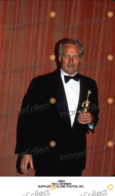 Paul Newman Photo - Paul Newman Supplied by Globe Photos Inc