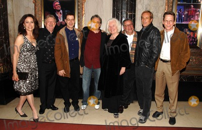 Jamie Donnelly Photo - K61398SKOpening Night of Grease at the Pantages Theatre in Los Angeles CA 03-10-2009Photo by Scott Kirkland-Globe PhotosImage  Cast of 1978 movie Grease ANNETTE CARDONA JIM JACOBS   (Co-Author - Grease) EDDIE DEEZEN BARRY PEARL JAMIE DONNELLY MICHAEL TUCCIRANDAL KLEISER  (Director of Grease) KELLY WARD)