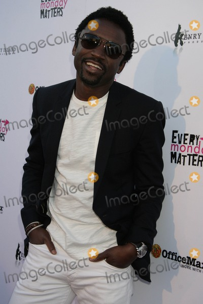 Tony Okungbowa Photo - the Every Monday Matters Foundation 1st Annual Party with a Purpose Hosted by Forest Whitaker  Keisha Whitaker Smashbox Studios West Hollywood CA 05032010 Tony Okungbowa Photo Clinton H Wallace-ipol-Globe Photos Inc