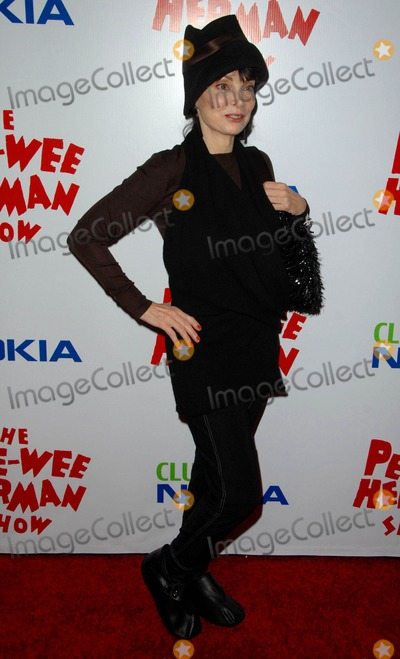 Pee-wee Herman Photo - Toni Basil attends Opening Night Red Carpet of the pee-wee Herman Show Held at the Nokia Theatre in Los Angeles CA 01-20-10 Photo by D Long- Globe Photos Inc 2009