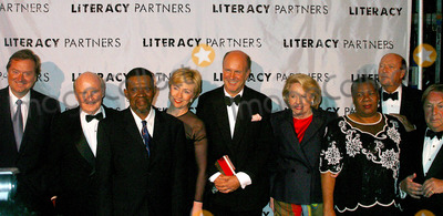 Arnold Scassi Photo - K37042RMLITERACY PARTNERS HOST 20TH ANNUAL GALA AN EVENING OF READINGS AT LINCOLN CENTER IN NEW YORK CITY  5032004PHOTO BYRICK MACKLERRANGEFINDERSGLOBE PHOTOSINC  2004TIM RUSSERT JACK WELCH GEORGE BUCKNER HILLARY CLINTON SIMON WINCHESTER LIZ SMITH MARGARET INNISS PARKER LADD AND ARNOLD SCASSI